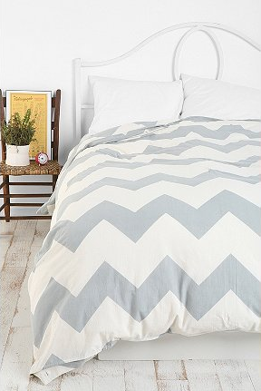 Urban Outfitters Zigzag Duvet