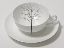 Tree Tea Cup