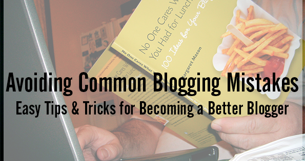 Avoid Common Blogging Mistakes - Filler Content